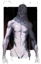AXIOMA 'the Creature' rough sketch