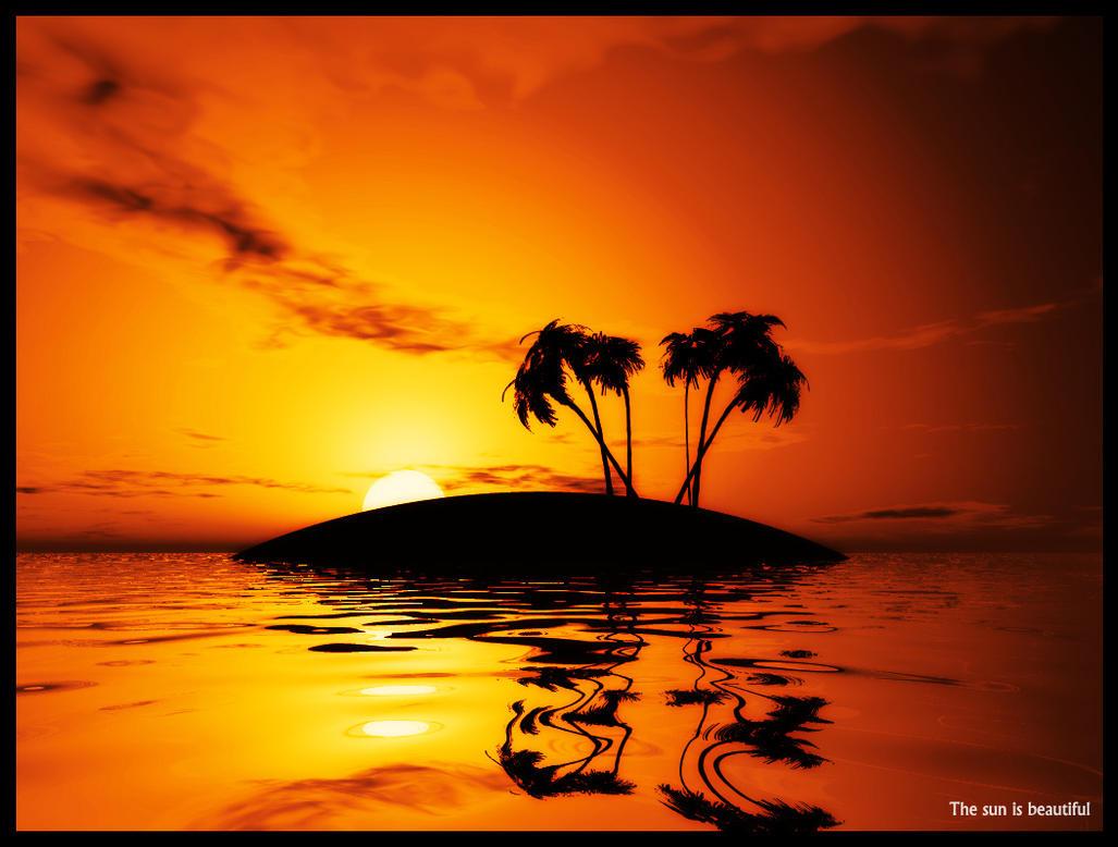 coucher de soleil - photo #21