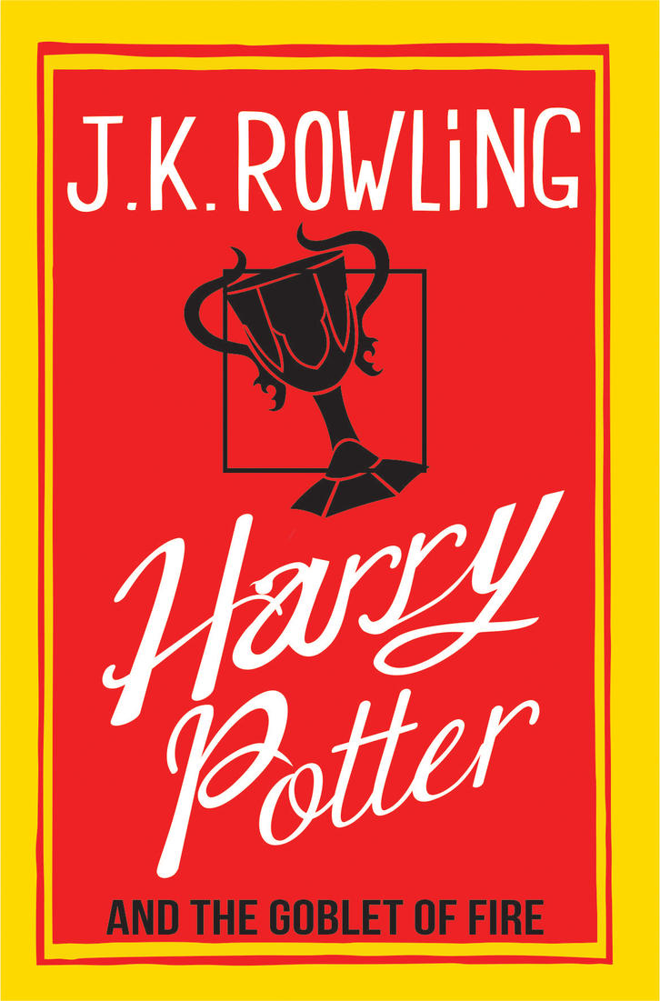 Harry Potter and The Goblet of Fire by LouisAndrey