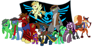 MLP - The Pirates of the Alicorn