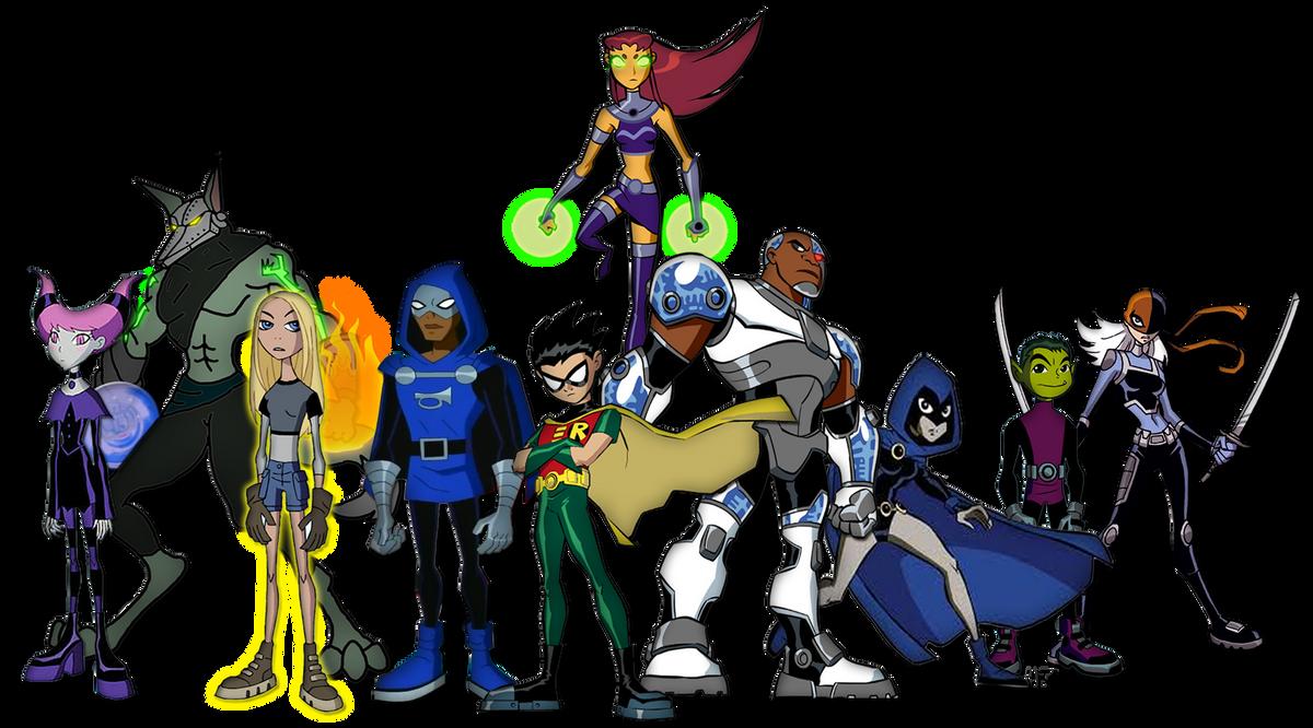 Pics Teen Titans 56