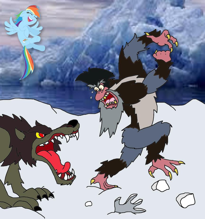 Ice Age Captain Gutt Trouble for Captain Gu...