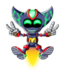 Sonic Reeboot (2016) - Bokkun