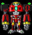 Sonic Reeboot (2016) - Omega