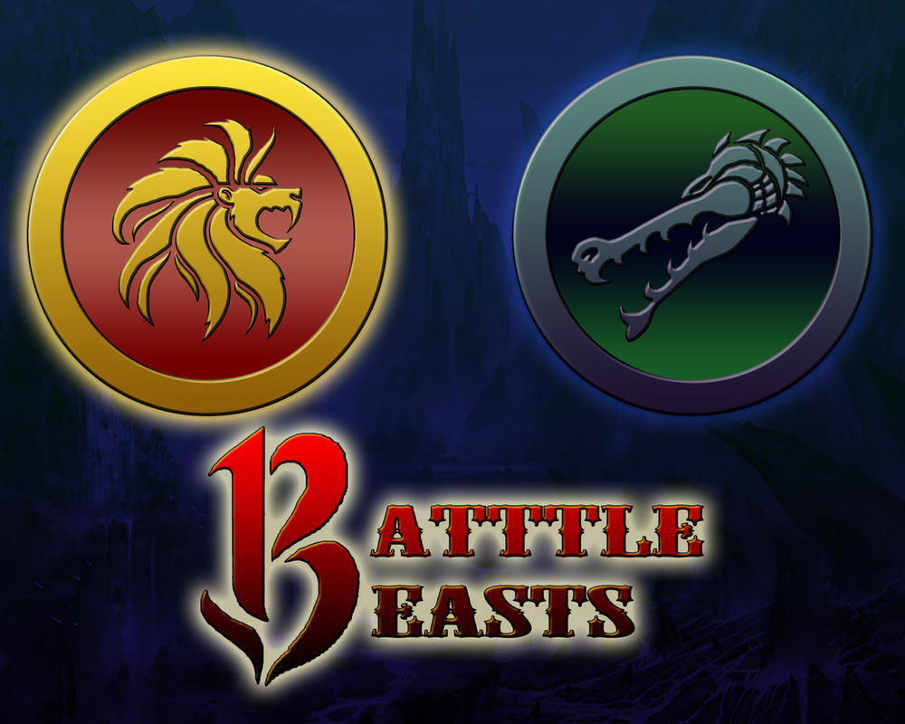Battle Beasts Insignia by Moheart7
