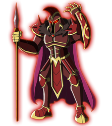 Character Reboot: The 12 Olympians - Ares by Moheart7