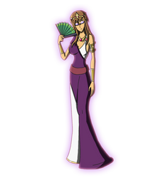 Character Reboot: The 12 Olympians - Hera by Moheart7