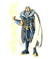 Character Reboot: The 12 Olympians - Zeus by Moheart7