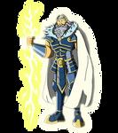 Character Reboot: The 12 Olympians - Zeus