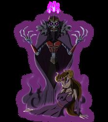 Character Reboot: The 12 Olympians (Bonus) - Hades by Moheart7
