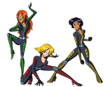 Totally Spies - Rebooted
