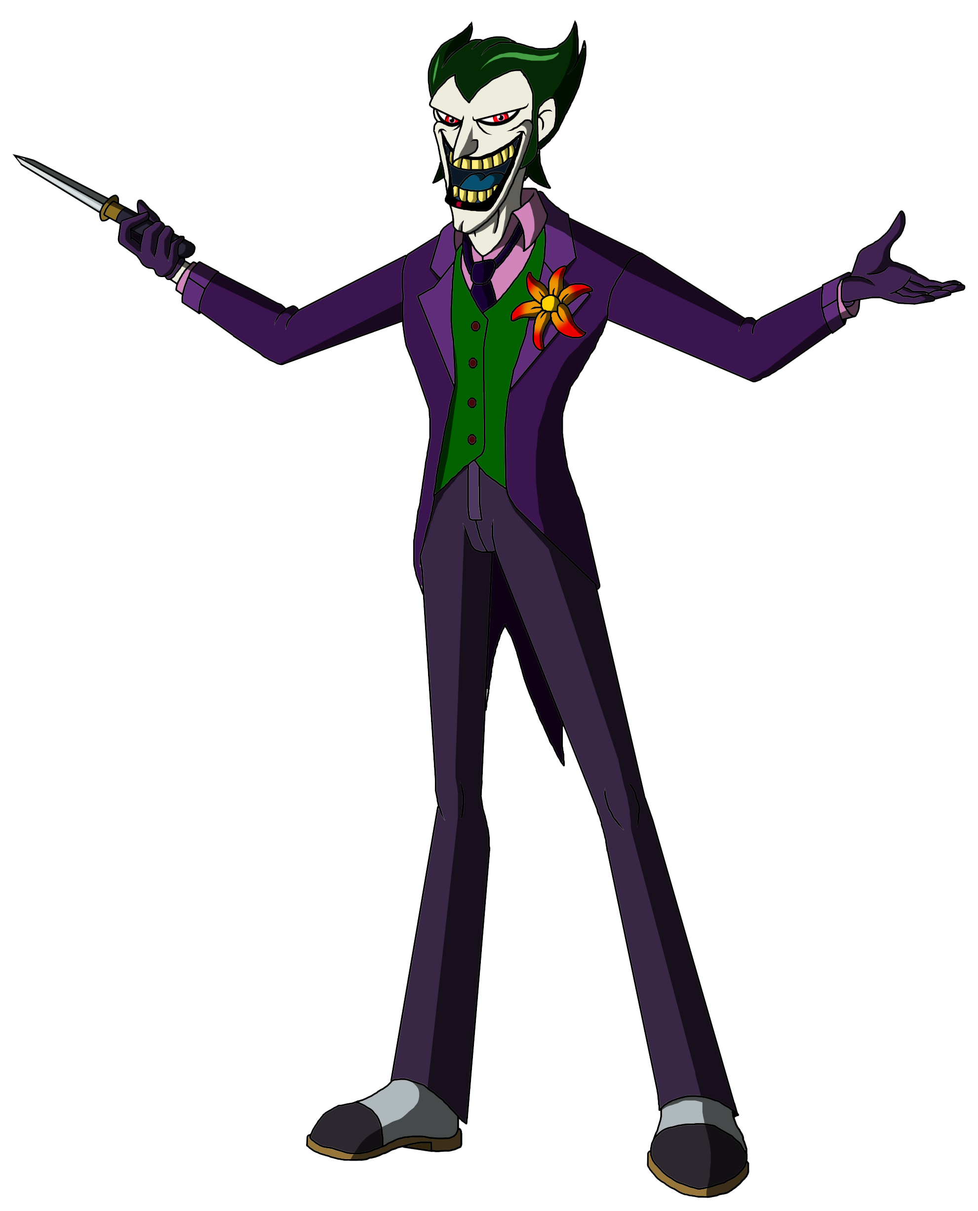 Batman Rogues 2019 The Joker By Moheart7 On Deviantart