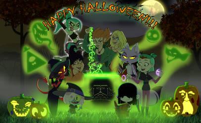 Happy Halloween! (2020) by Moheart7