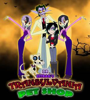 Reboot - Dr Zitbag's Transylvania Pet Shop