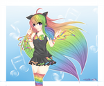 The Musical Rainbow!