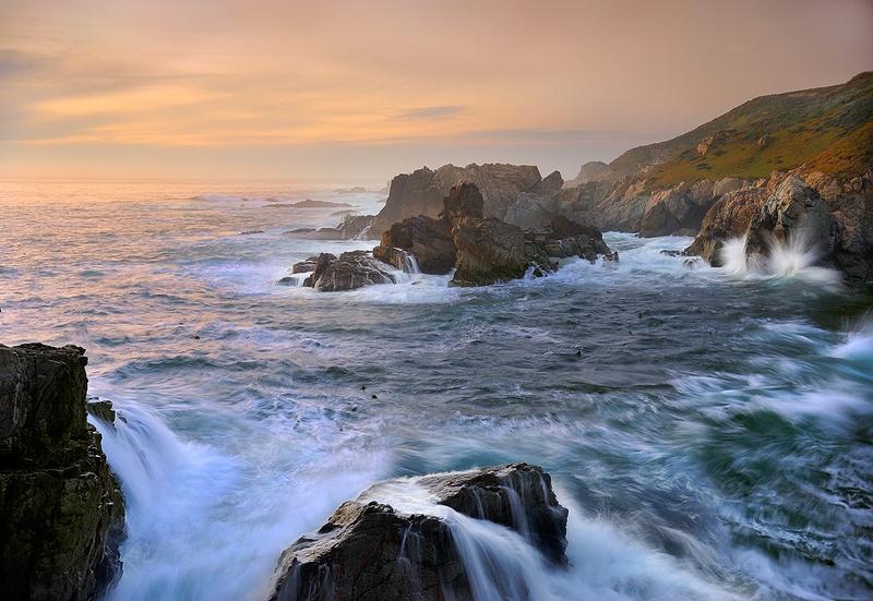Ocean Touch by enunez