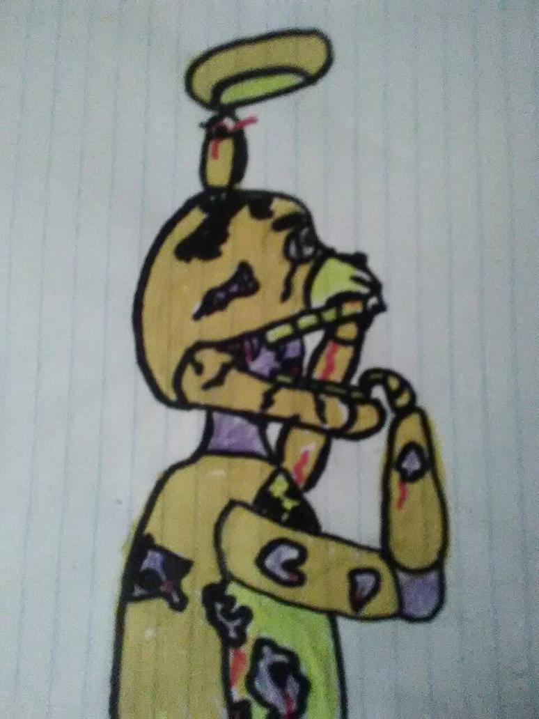 purple man's death by Pr0hitman1019