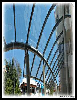 Perspex reflections