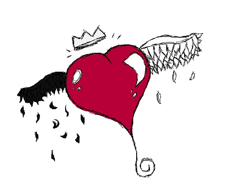 Random Doodle by wolfgrl22