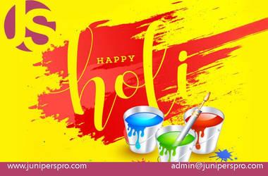 Happy Holi by juniperspro