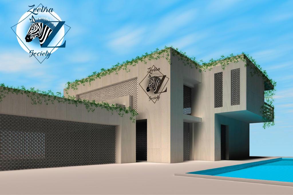 ZeebraSociatyhouse by BlueCato