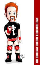WWE Sheamus Chibi by LaVoj