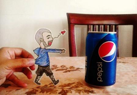 Pepsi by LaVoj