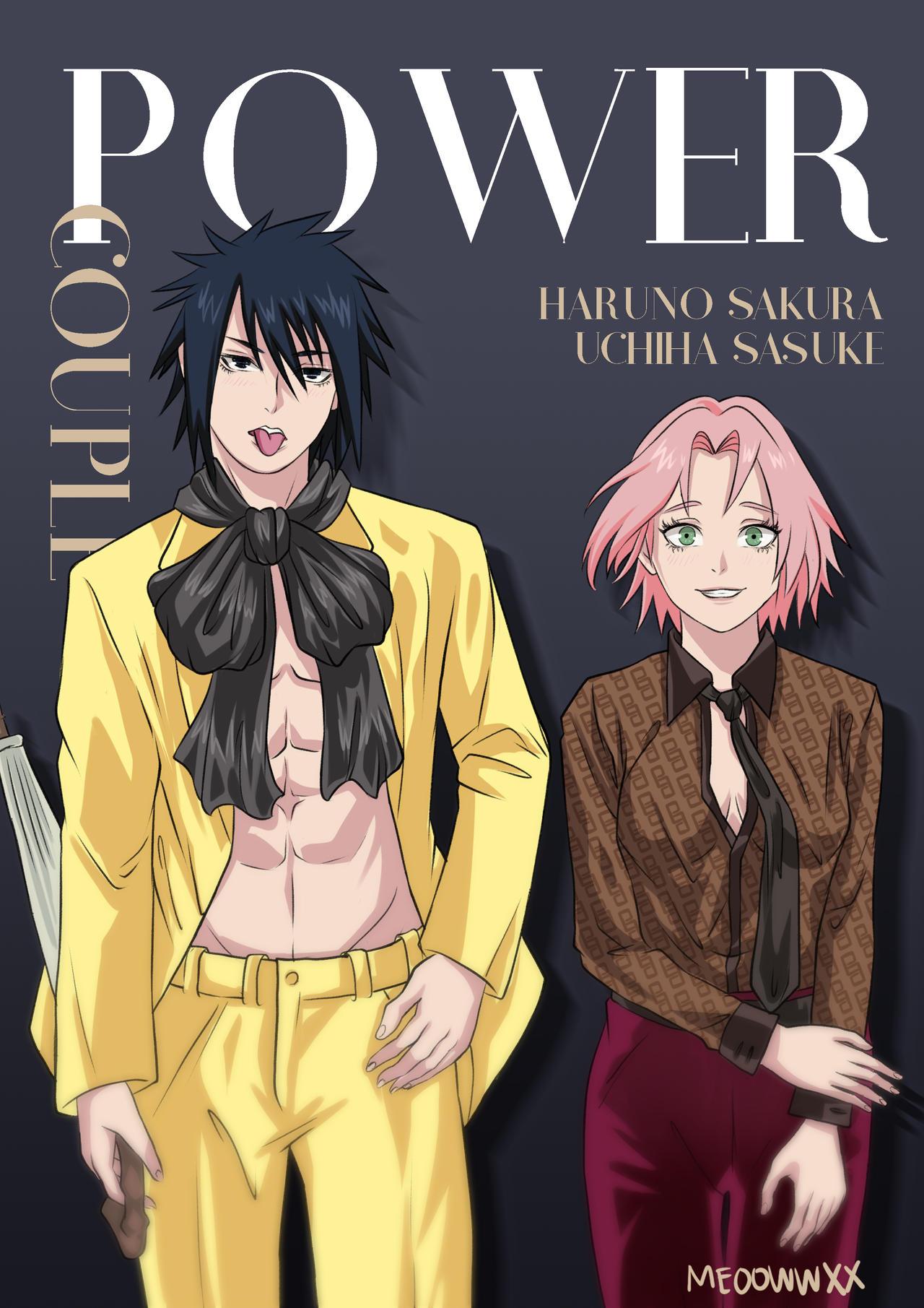 And sasuke sakura Haruno Sakura/Uchiha