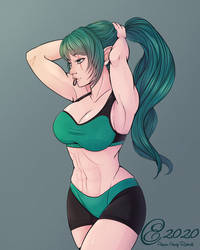 Comm: Morning Workout