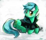 Background Pony - Lyra Heartstrings