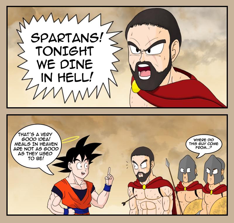 Meet the spartans by osoroshiiyasai on deviantart