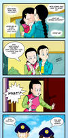ChiChi's worst day by OsoroshiiYasai