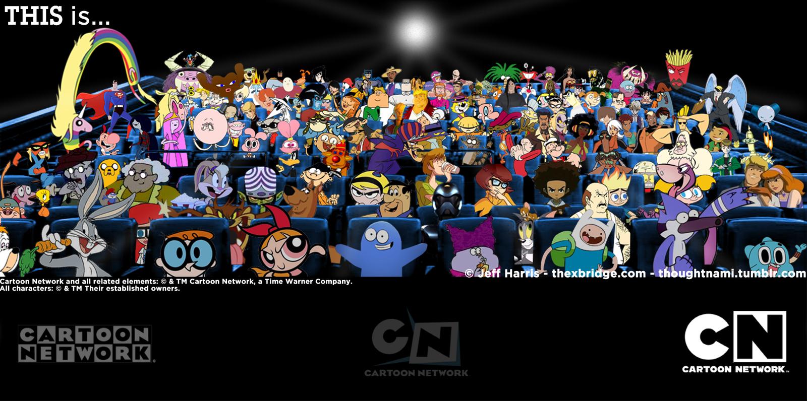 Cartoon Network favourites by C-blaze21 on DeviantArt