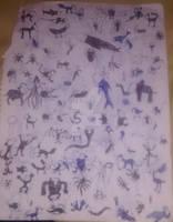 Every pivot fauna by 96erickamatoshi69