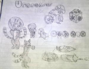 Metal Slug 8 La gente de Urano