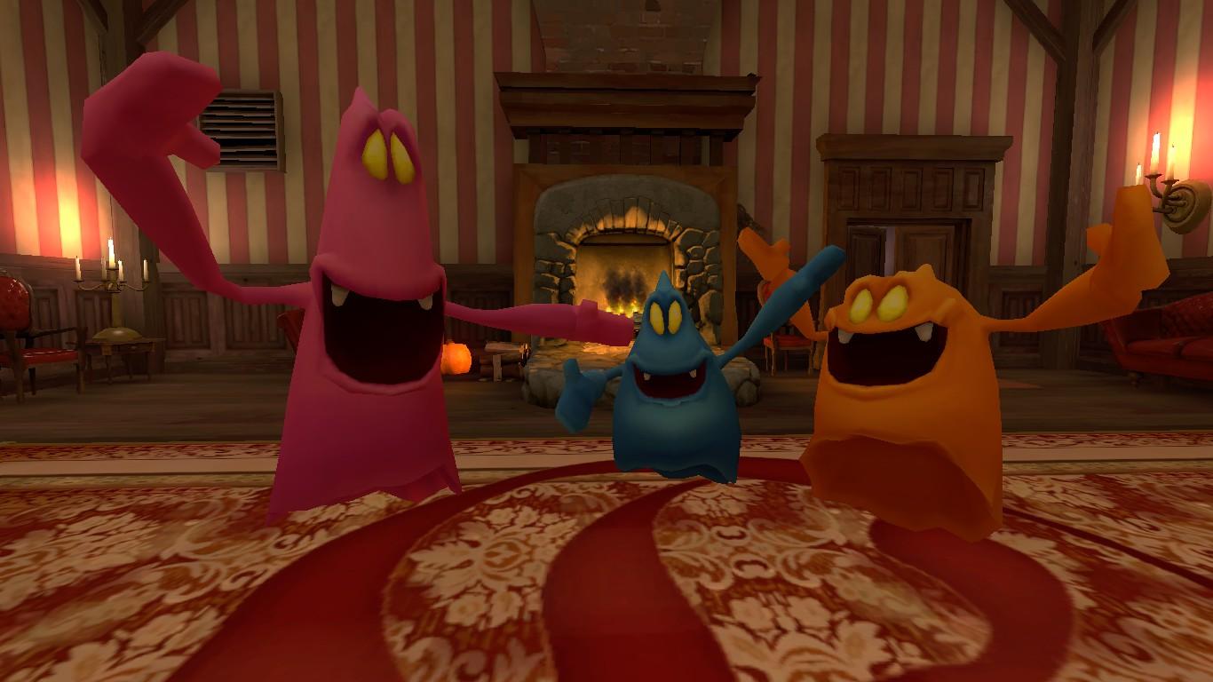 Luigis Mansion Ghosts Ragdolls by Till-Oilenspiegel on