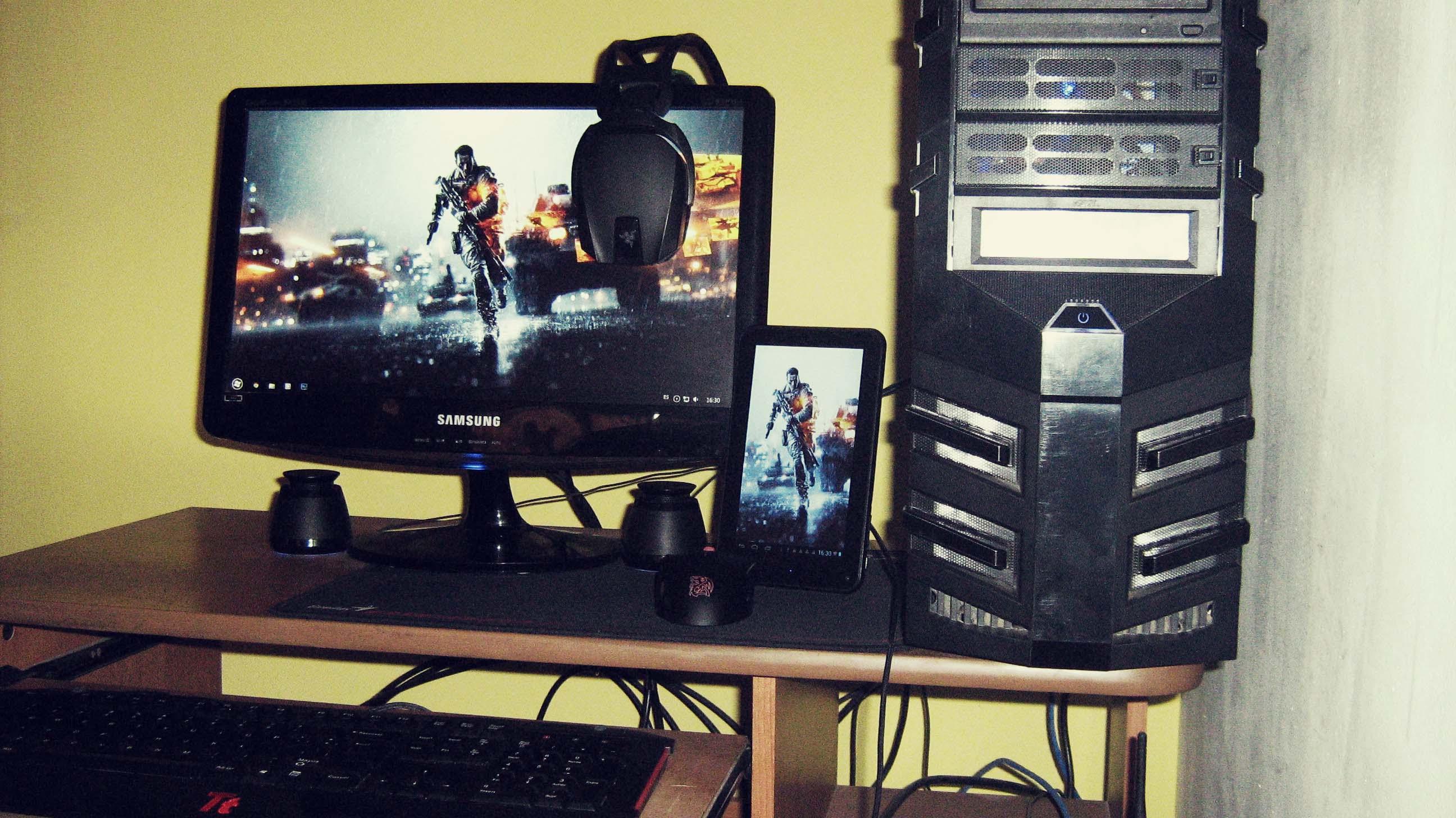 pc gamer 2013 by cltutoriales on deviantart. Black Bedroom Furniture Sets. Home Design Ideas