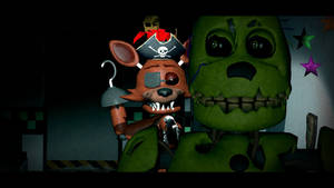 dont make another move springtrap by crazybot1231