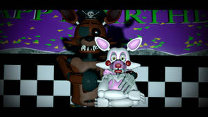 another mangle x foxy