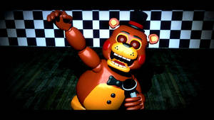 toy freddy sings the song for his fans...again by crazybot1231
