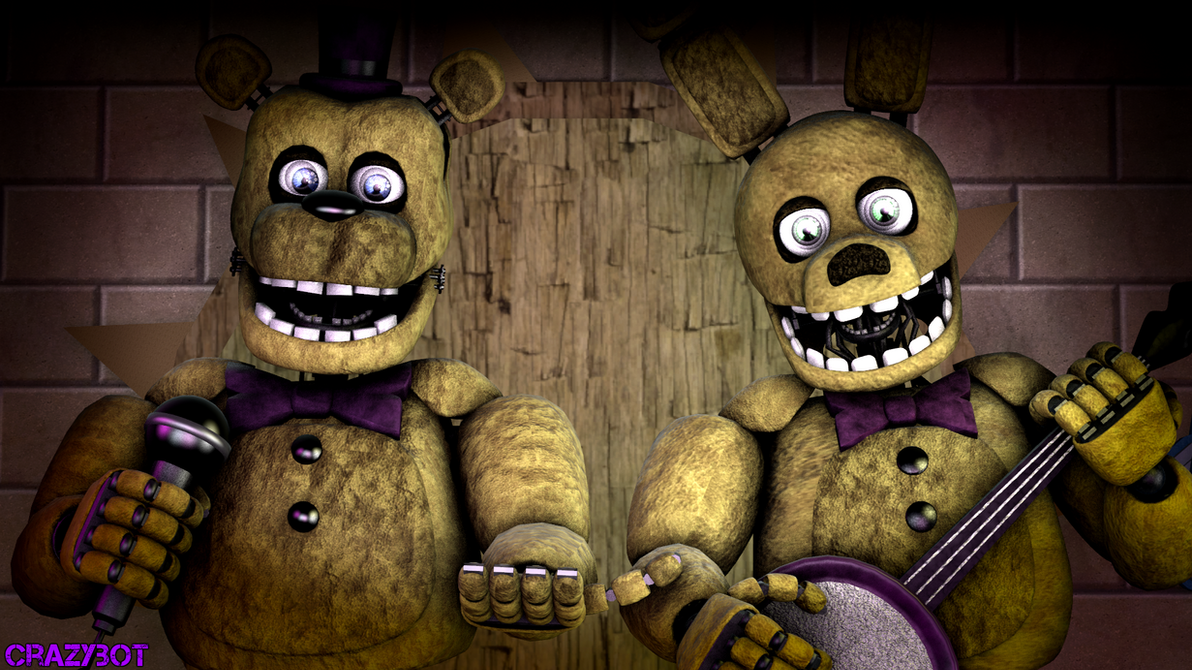 welcome to fredbears family diner boys and girls! by