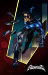 Nightwing Color