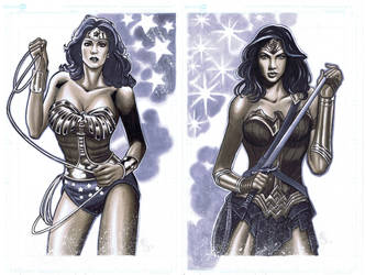 Now and Then Copic Markers by valiantonov