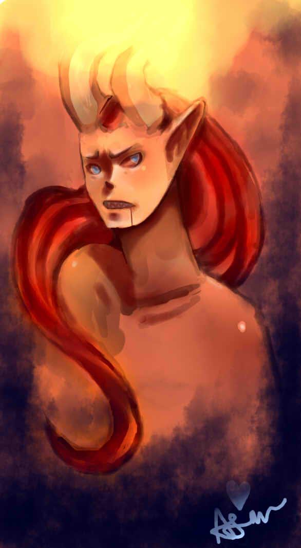 my dragon oc C: by Otakuofalltime