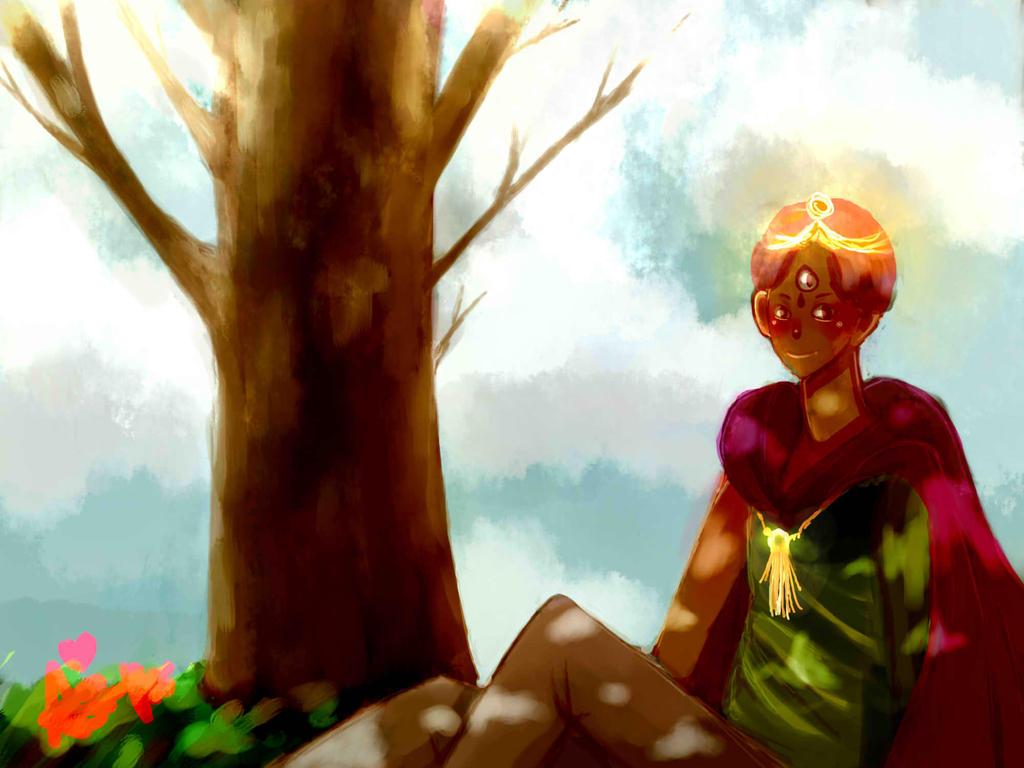 triclops Prince by Otakuofalltime