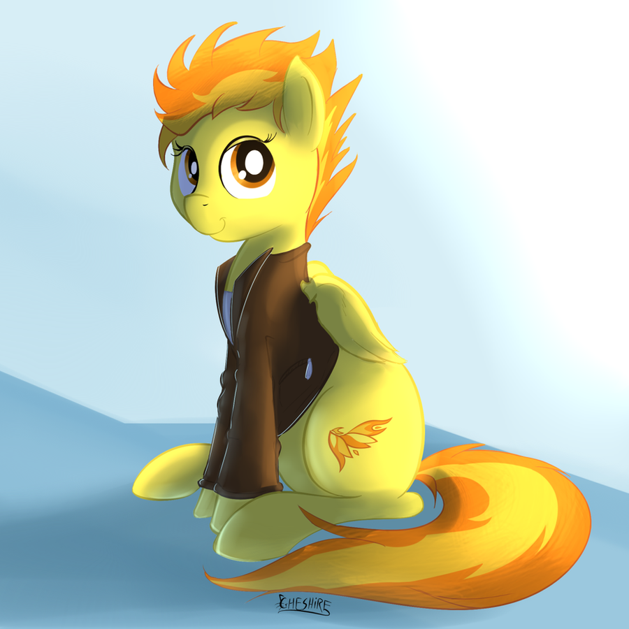 Spitfire by Cheshiresdesires
