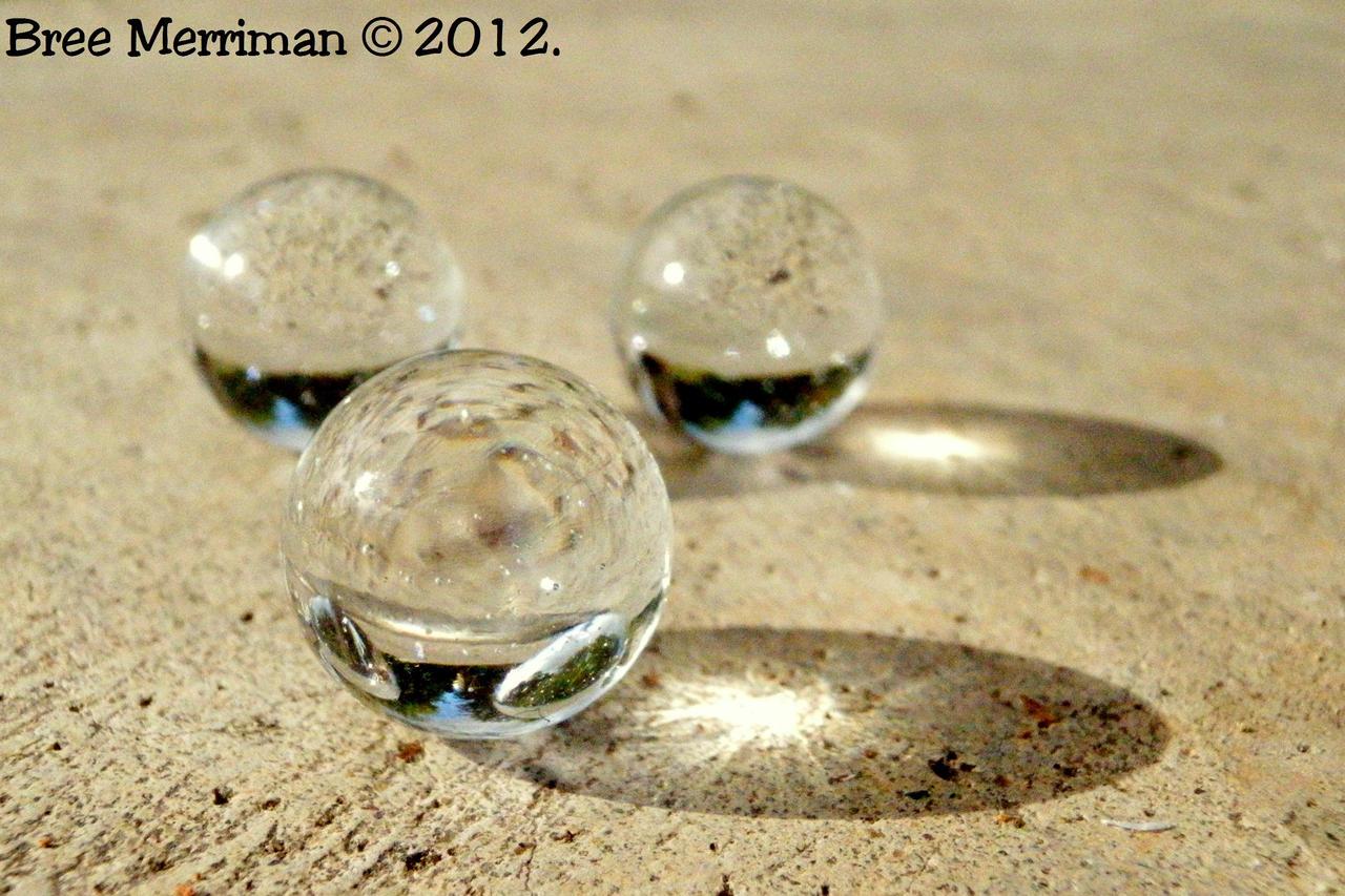 Glass Bubbles IX by BreeSpawn