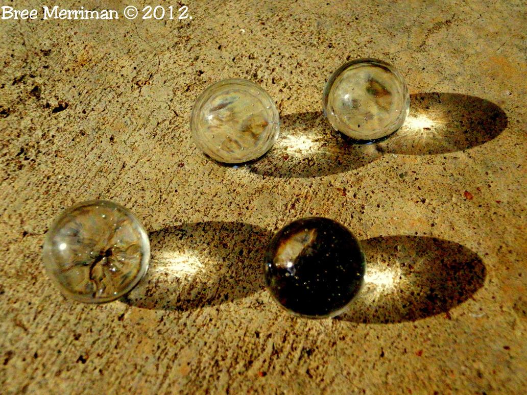 Glass Bubbles X by BreeSpawn