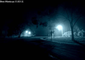 Night Time Lights I by BreeSpawn