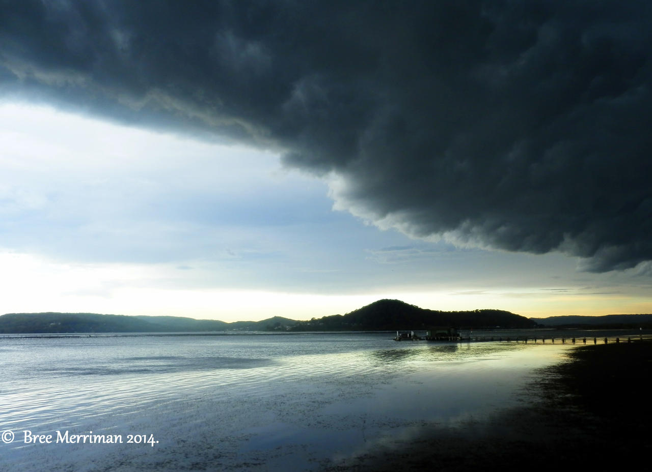 Storm Moving In I by BreeSpawn